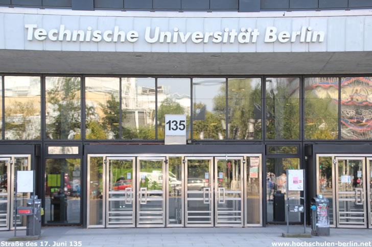 TU Berlin: Fakultät III - Prozesswissenschaften