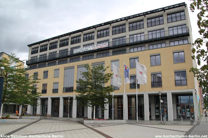 Alice Salomon Hochschule Berlin