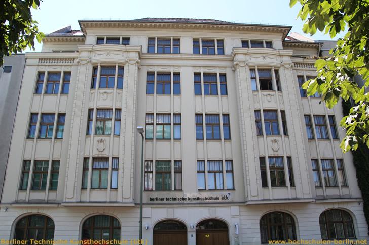 Berliner Technische Kunsthochschule (btk)