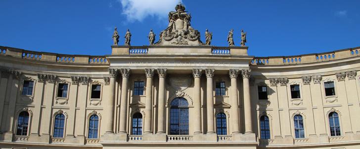 Hochschulen und universit ten in berlin for Universitaten deutschland