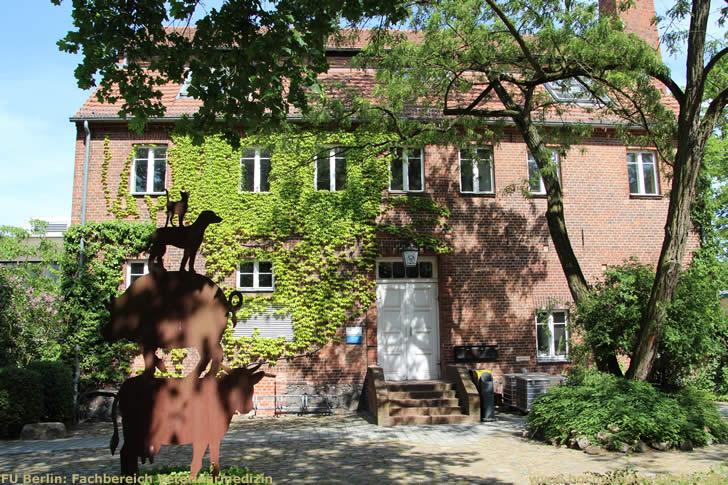 FU Berlin: Fachbereich Veterinärmedizin