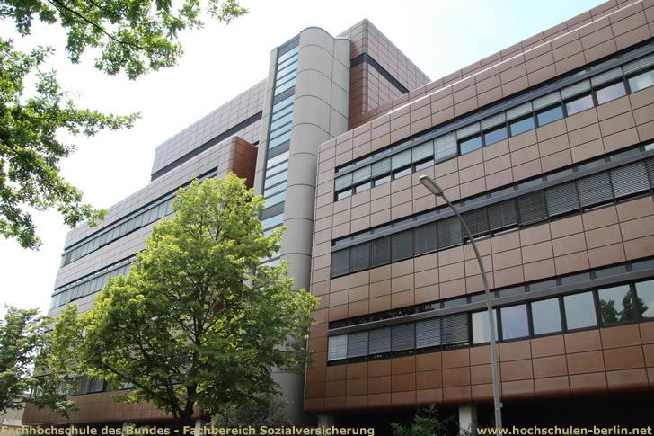 Fachhochschule des Bundes - Fachbereich Sozialversicherung
