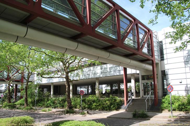 FU Berlin: Fachbereich Physik
