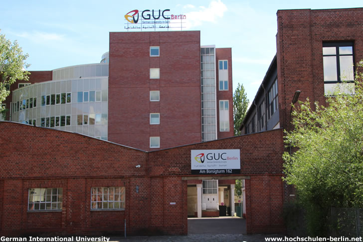 German International University