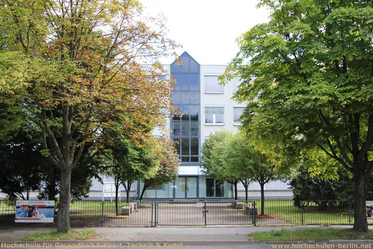 Hochschule für Gesundheit & Sport, Technik & Kunst