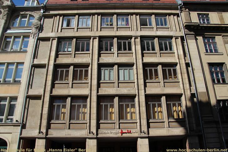 """Hochschule für Musik """"Hanns Eisler"""" Berlin"""