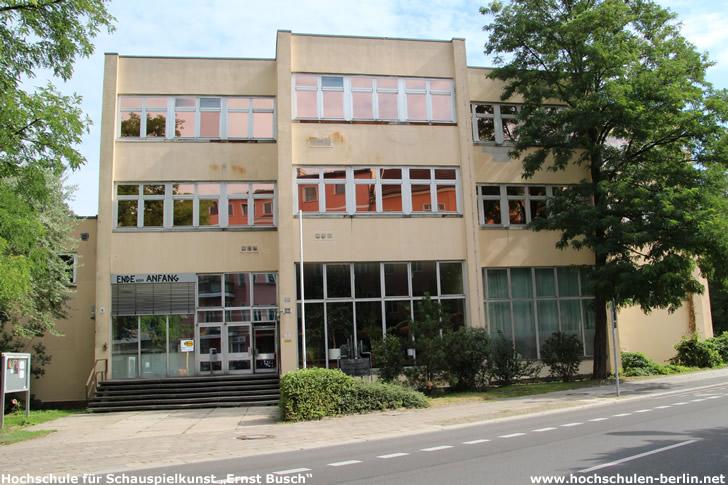 """Hochschule für Schauspielkunst """"Ernst Busch"""" Berlin"""