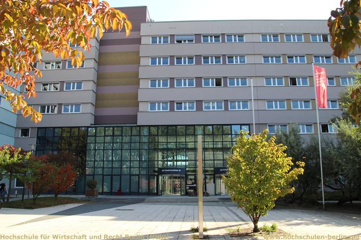 Hochschule für Wirtschaft und Recht Berlin (HWR)