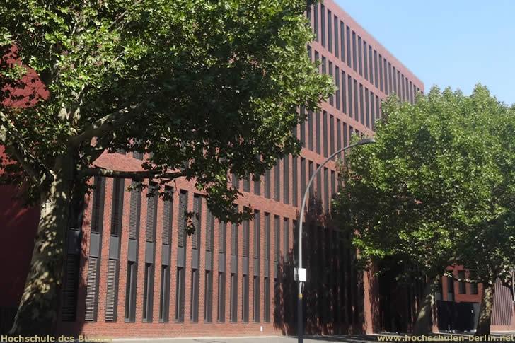 Hochschule des Bundes - Fachbereich Nachrichtendienste