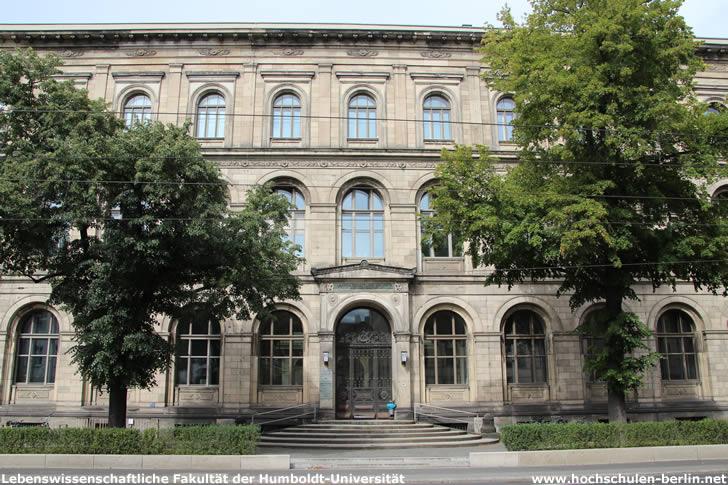 Lebenswissenschaftliche Fakultät der Humboldt-Universität
