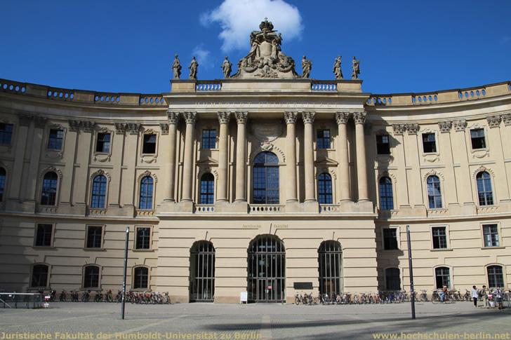 Juristische Fakultät der Humboldt-Universität