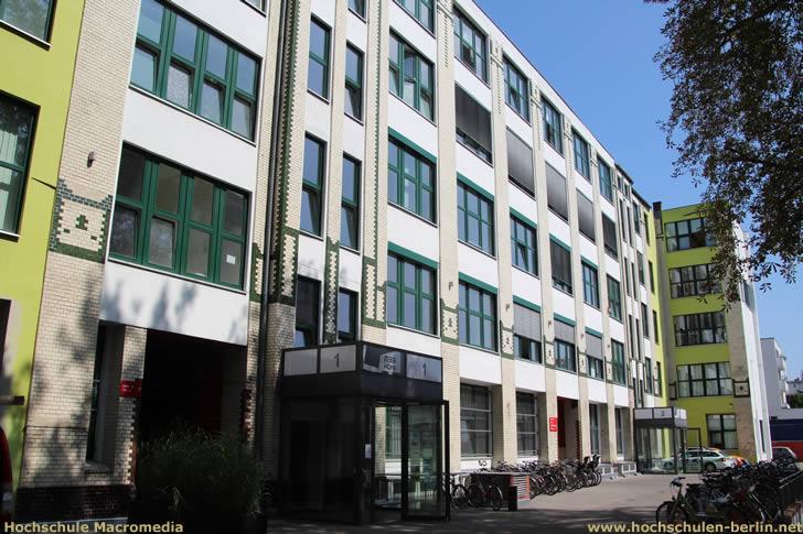 Hochschule Macromedia (M33 Höfe am Mehringdamm)