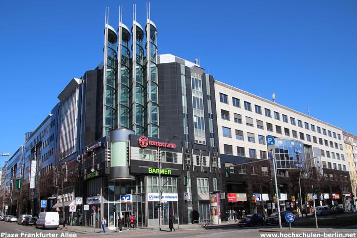 Plaza Frankfurter Allee