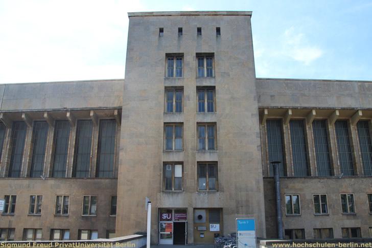 Sigmund Freud PrivatUniversität Berlin (Turm 9)