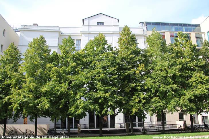 Sprach- und literaturwissenschaftliche Fakultät der Humboldt-Universität zu Berlin
