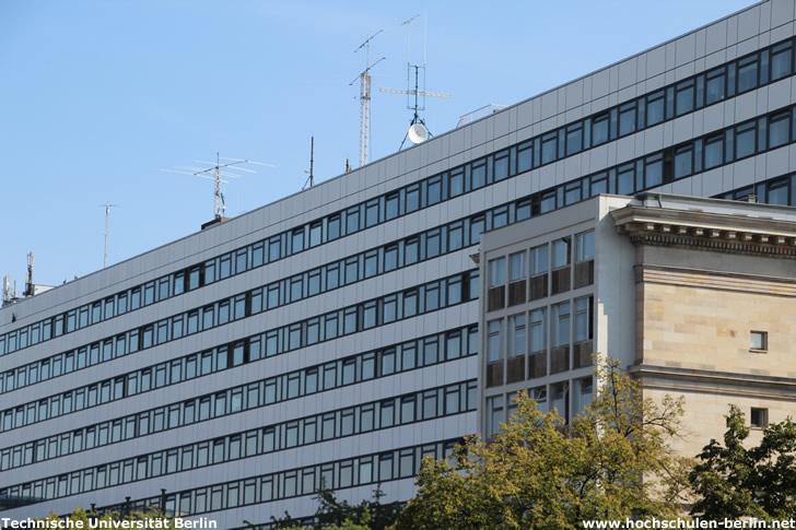 TU Berlin: Fakultät V - Verkehrs- und Maschinensysteme