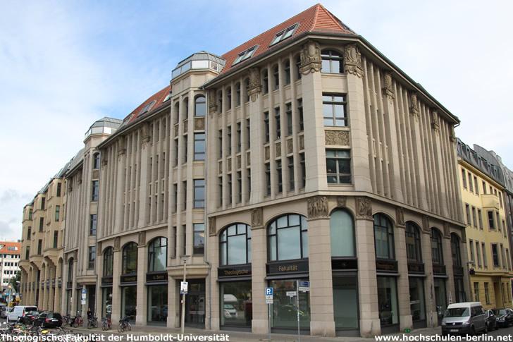 Theologische Fakultät der Humboldt-Universität