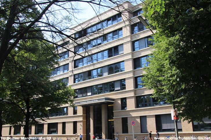TU Berlin: Fakultät IV - Elektrotechnik und Informatik
