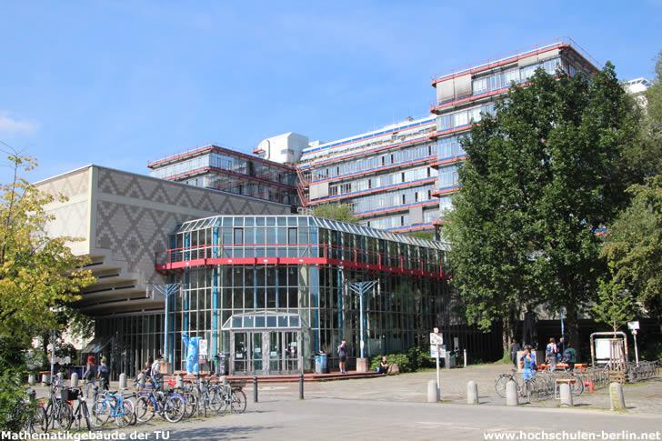 Mathematikgebäude der TU Berlin