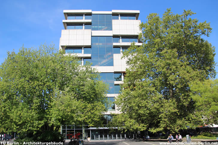 TU Berlin: Fakultät VI - Planen Bauen Umwelt