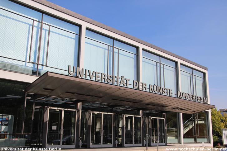Universität der Künste Berlin - Konzertsaal