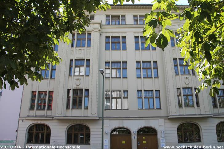VICTORIA - Internationale Hochschule